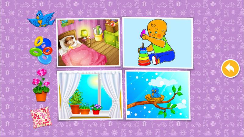 Juegos Gratis De Ninas Y Ninos Puzzle Educativos 2 Kids Games