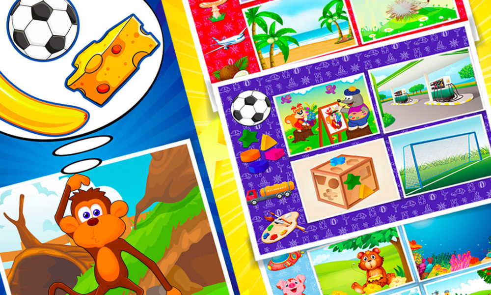 Learning Puzzles Games: Kids & Toddlers free games